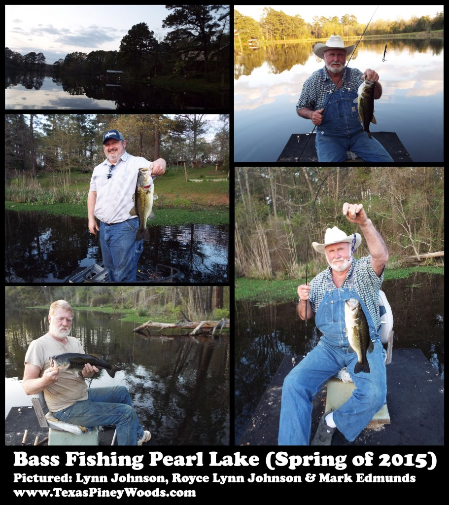 2015 05 00 - Bass Fishing Pearl Lake